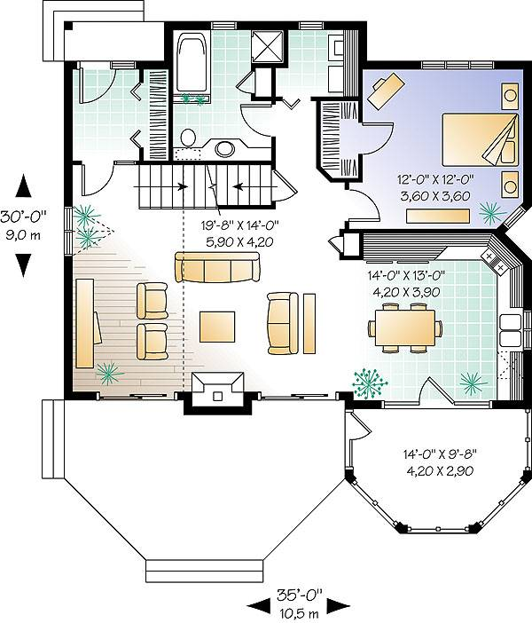 Charmed house floor plan home design and style for Charmed house floor plan