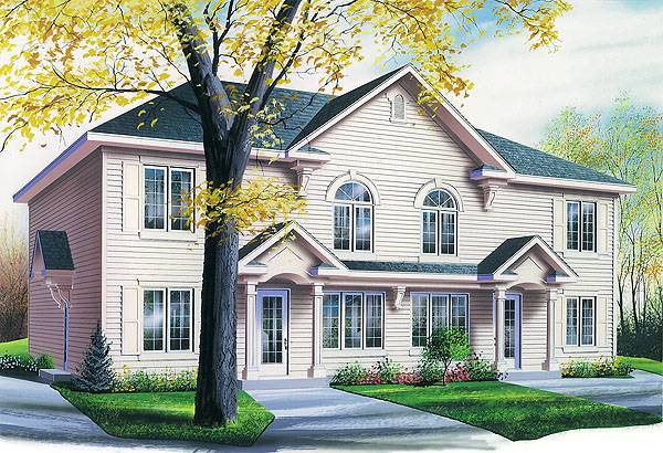 Croft woods 1 1404 2 bedrooms and 1 5 baths the house for Multi unit house plans
