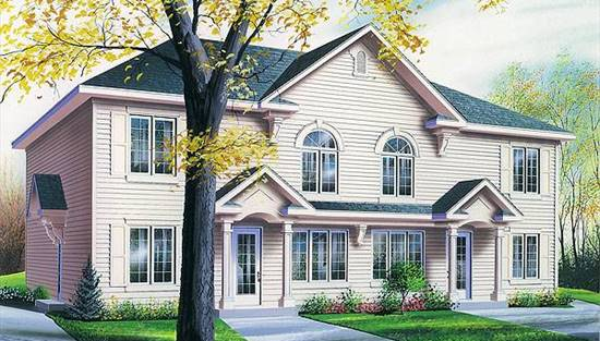 image of Croft Woods 1 House Plan