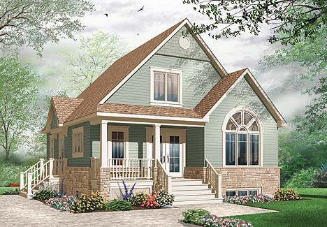 5 Questions Help Decide One Two Story House Plan on dream home location