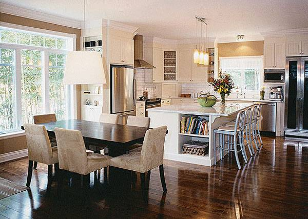 Kitchen Cabinets Without Center Stile