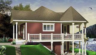 image of The Trail Seeker 2 House Plan