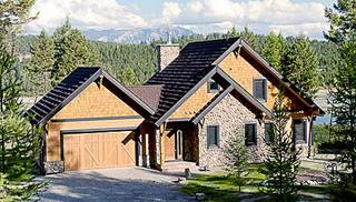 image of the wynstone 2 house plan - Contemporary House Plans
