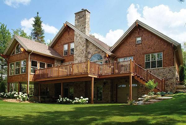 The Lodge House Plan