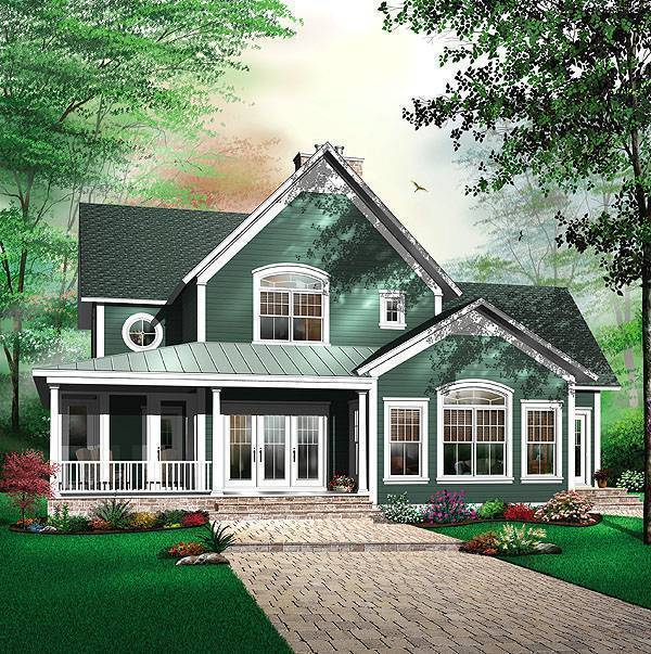 4 Bedroom House: The Sunbreeze 1485 - 4 Bedrooms And 3 Baths
