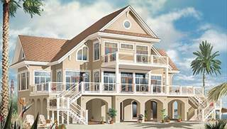 image of The Oceancrest House Plan
