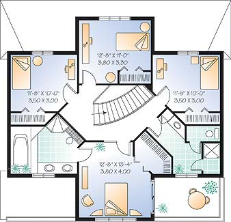 Mediterranean House Plans at family home plans