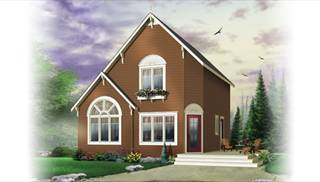 image of The Woodlette 2 House Plan