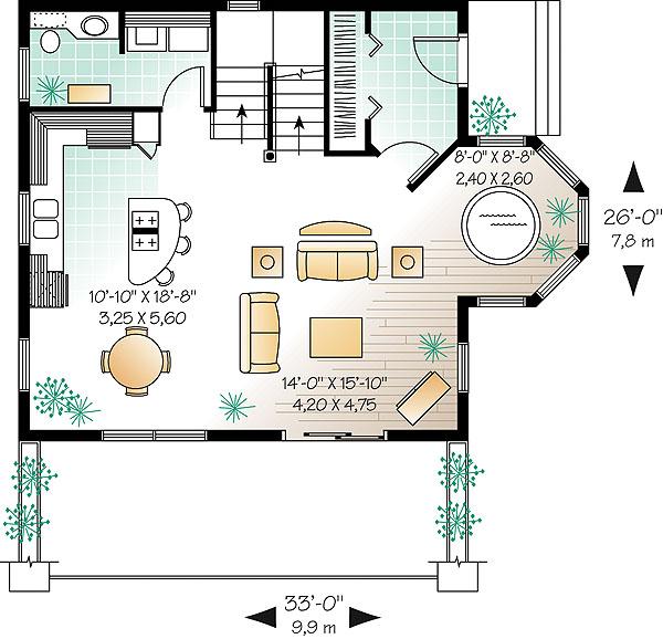 the skyway 2 3267 2 bedrooms and 1 bath the house 1 story house floor plan texas best house design ideas
