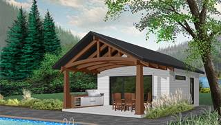 image of Cabana House Plan