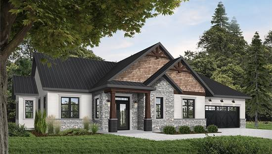 image of Providence 3 House Plan