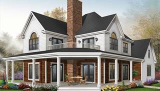 image of Mt. Meridian 3 House Plan