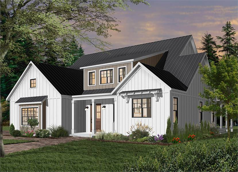House Plan 7334