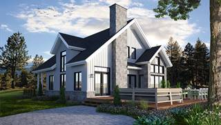 image of The Touchstone 3 House Plan