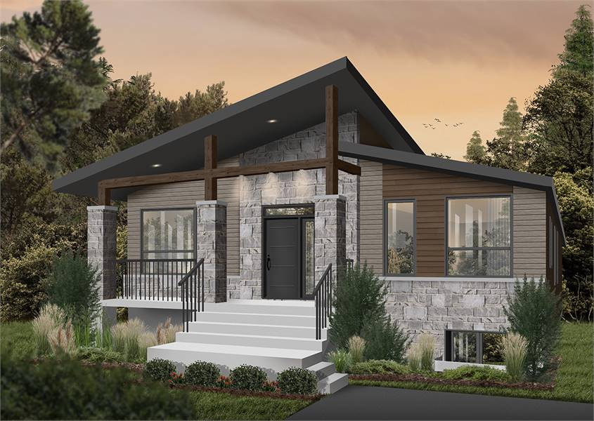 6106 2 - Get Small House Design Simple Low Cost Pictures