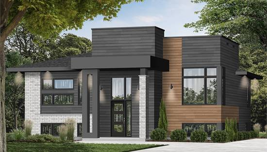 image of Barrington 3 House Plan