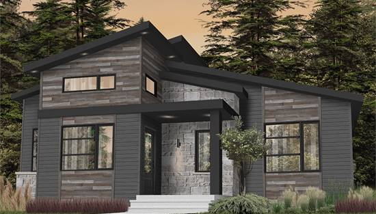 image of Oxford 2 House Plan
