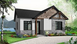 image of Foster House Plan