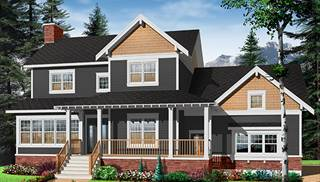 image of Ridgewood 3 House Plan