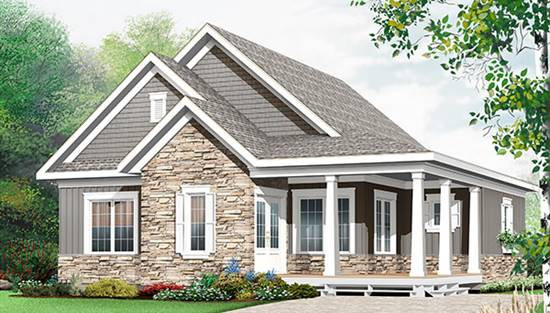 image of Galerno 5 House Plan