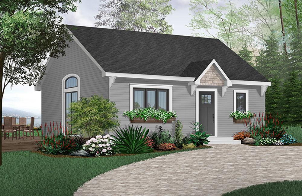 House Plan 3190: