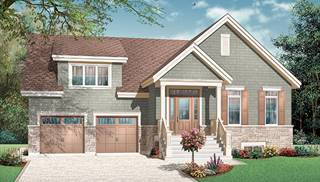 image of Hickory House Plan