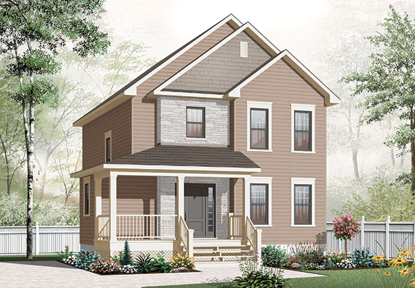 Willow lane 3 9575 3 bedrooms and 1 bath the house for The willow house plan