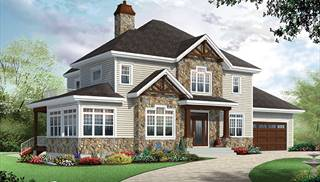 image of Bainbridge 3 House Plan