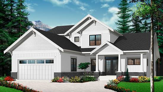 image of Anniston 2 House Plan