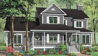 image of The Ridgewood 5 House Plan