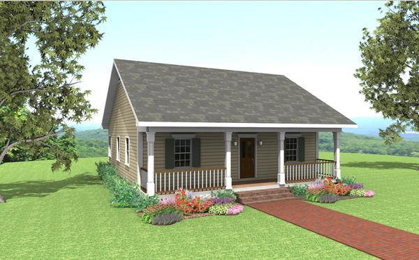 Retreat ii 6516 2 bedrooms and 1 5 baths the house for 24x36 ranch house plans