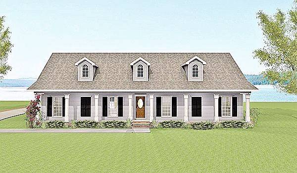 Eagle creek view 6432 3 bedrooms and 2 baths the house for Copying house plans
