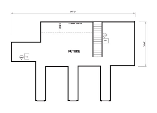 Future Area image of The Mayfair House Plan