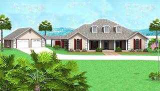 image of The Meaux House Plan