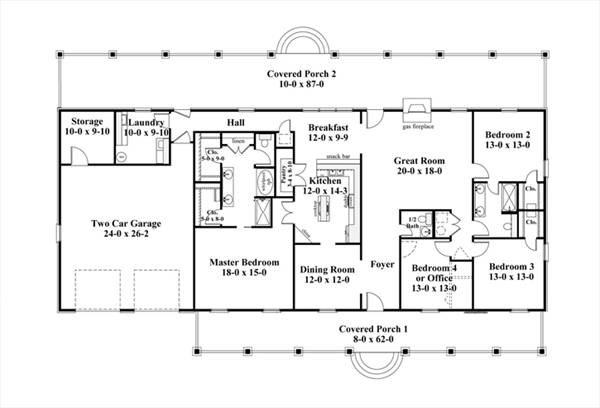 Floor Plan image of Annabelle