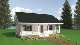 image of Cozy Retreat House Plan
