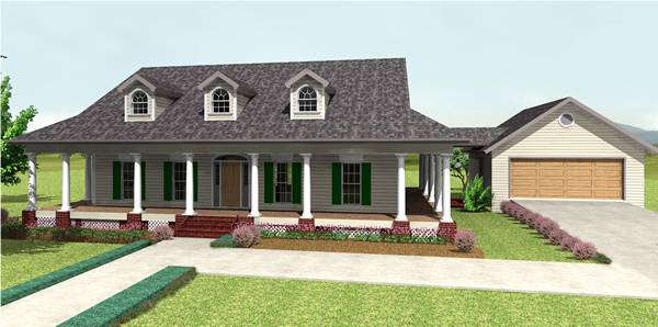 The Mayberry 5678 - 3 Bedrooms And 2 Baths