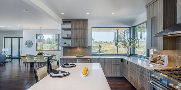 Luxury Contemporary Luxury Modern Style House Plan 9044