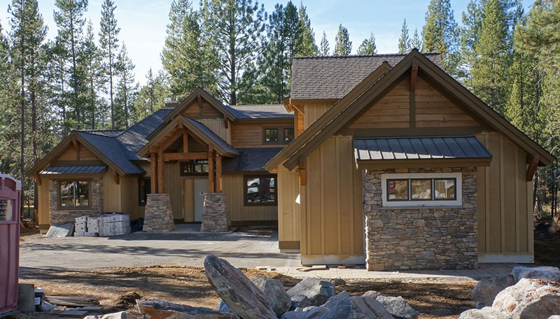 mountain craftsman 9068 - 4 bedrooms and 4 baths | the house designers