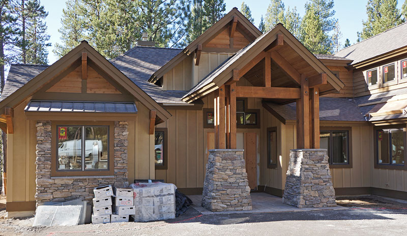 Mountain Craftsman 9068 4 Bedrooms and 4 Baths The House Designers