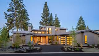 image of luxury contemporary house plan - Small Modern House Plans