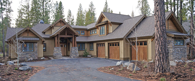 Four bedroom craftsman house plan for Thehousedesigners com home plans