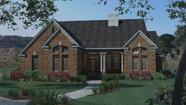 The albany 5771 3 bedrooms and 2 5 baths the house for Classic american house plans