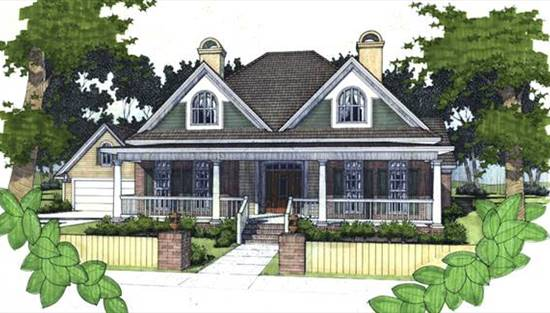 image of The Taylor House Plan