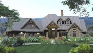 image of montagna di grazioso house plan