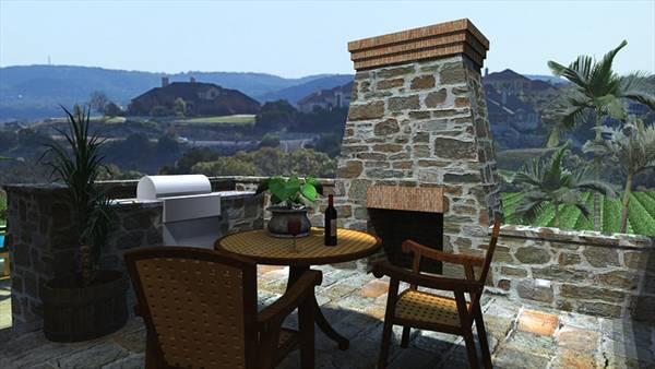 Montagna Di Grazioso 3057 - 3 Bedrooms And 2 Baths