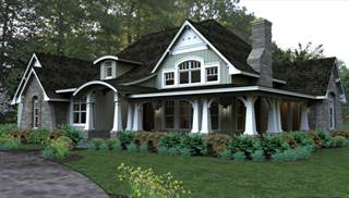 image of Pleasant Cove House Plan