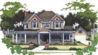 image of The Brenham House Plan