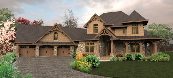 Home of blessings for Average cost to build a craftsman style home