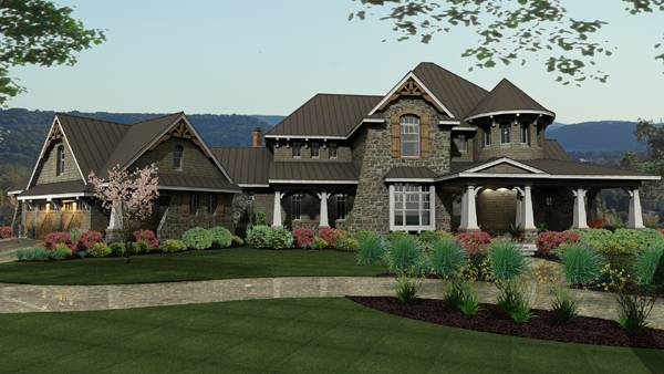 Featured New Plans In 2011 The House Designers